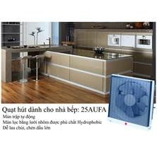 Cách vệ sinh quạt thông gió trong nhà bếp