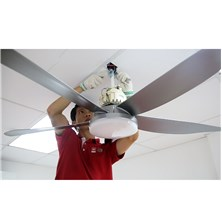 Video Hướng dẫn lắp đặt và sử dụng quạt trần an toàn