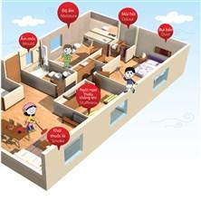 Nguyên nhân thiếu thông thoáng không khí trong nhà