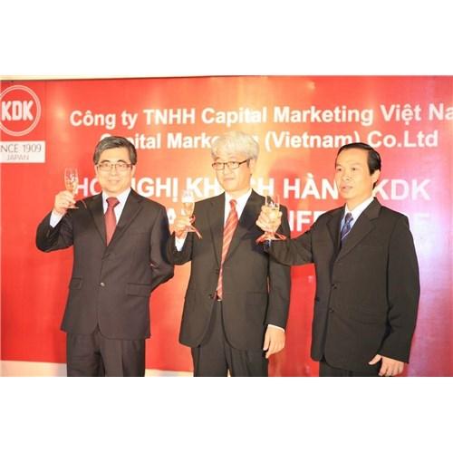 Hội Nghi Khách hàng KDK – Khách sạn NIKKO – Hà Nội 18/05/2012