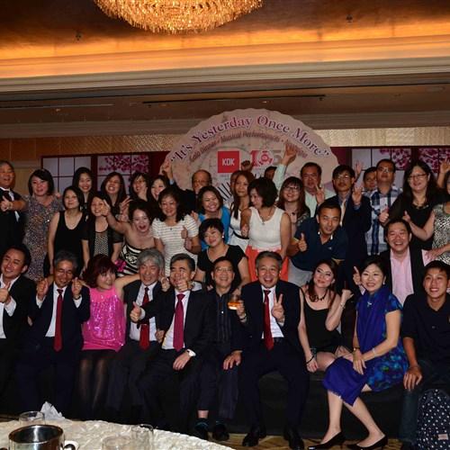 Kỉ niệm 105 năm Thương hiệu Quạt KDK tại Singapore