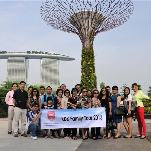 Singapore Dealer Tour 2013